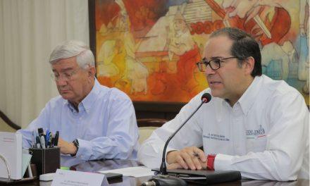 Participa Colima en feria de Hannover; viaja gobernador a Alemania