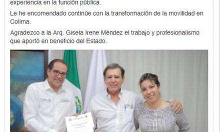 Belisario Arrayales nuevo Secretario de Movilidad; sale Gisela