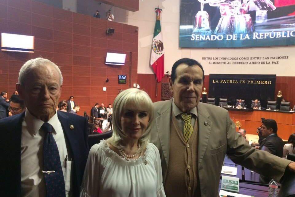 Hoy intervienen quirúrgicamente a la senadora Hilda Ceballos