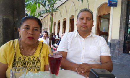 Llegan dos enviados del CEN del PRD a sacar la campaña de Paco Rodríguez