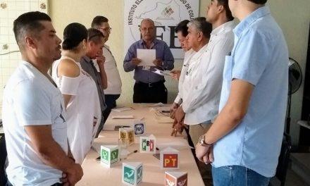 Registran candidaturas a los Ayuntamientos, en el IEEC