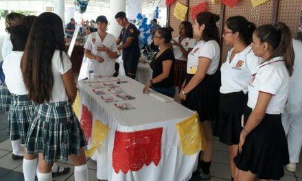 El Instituto José Martí,  participó en la Feria Profesiográfica 2018