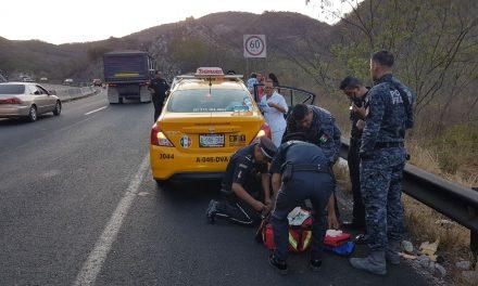 Historia de vida…  En Colima, enfermera del IMSS apoya parto en la carretera, a la altura de La Salada