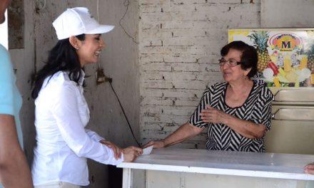 Todos debemos ser iguales ante la ley: Mely Romero