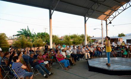 Habitantes de Coquimatlán Votarán por Martha Zepeda