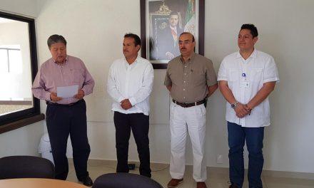 Héctor Vázquez Montes nuevo delegado del INAES, en Colima