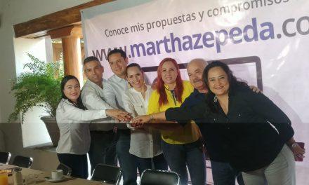 Vamos a ganar los dos distritos federales en Colima: Ángel Ávila