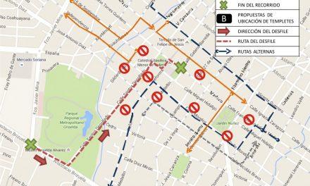 Habrá operativo vial con motivo del Día del Trabajo en la Capital