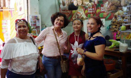 Gestionar pensiones para campesinos, ofrece María Elena Abaroa