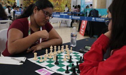 Colimenses participan en la Olimpiada Nacional de Ajedrez, en Chetumal, Quintana Roo