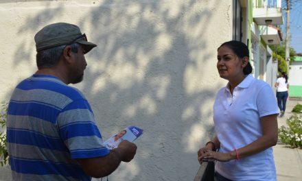 Vianey Chapula presentará sus 5 principales propuestas este lunes