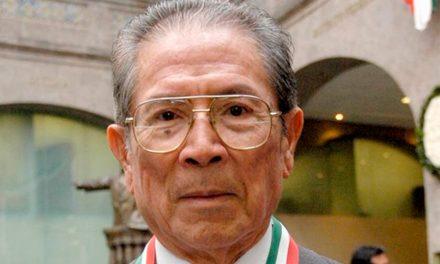 Luto en el Sector Salud de México, falleció el doctor Jesús Kumate Rodríguez