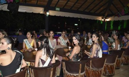 Con 32 participantes inician las actividades de Miss Earth 2018 en Colima