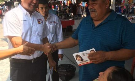 """Se deben de mejorar las condiciones de los locatarios en el tianguis de """"Las Pulgas"""""""