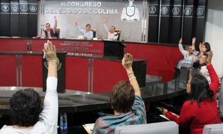 Congreso de Colima adicionó un capítulo especial a la Ley de Salud del Estado de Colima
