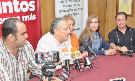 El próximo sábado estará Meade en Colima; encontrará a un priismo unido: PRI