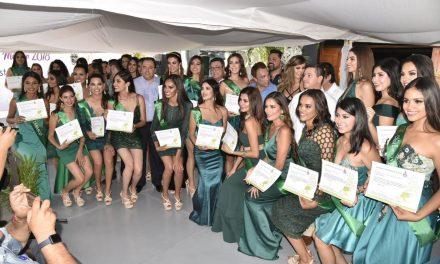 En el centro histórico de Manzanillo, la final Miss Earth México, este domingo