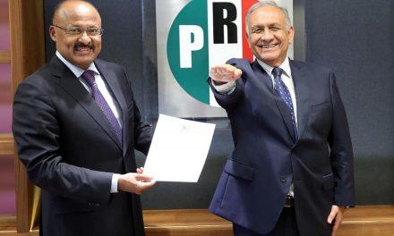 René Juárez Cisneros designa nuevos integrantes del CEN del PRI