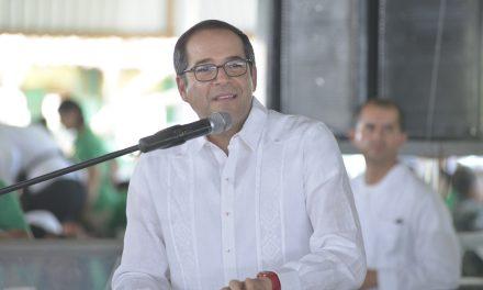 La Universidad de Colima, palanca del desarrollo del estado: Nacho Peralta