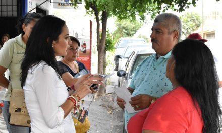 Mely Romero buscará institucionalizar al Policía de Barrio