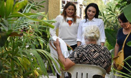 Mely, referente de trabajo y honestidad: Líder Cenecista