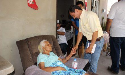 Dignificar experiencia de adultos mayores con actividades y ampliar programa 60 y 64, propone Oscar Valdovinos