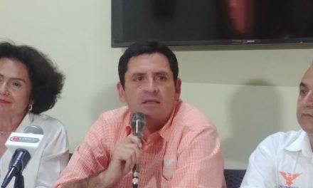 Informa Leoncio Morán que ya entregó su declaración 3 de 3 a la plataforma