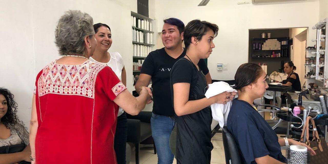 Se compromete Osiris Romero a legislar en apoyo del sector empresarial