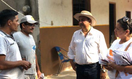 Ofrece Felipe Cruz promover el turismo y autoempleo en las comunidades