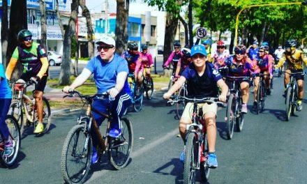 Héctor Insúa le apuesta al deporte y al fomento de estilos de vida saludables
