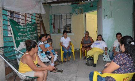 Los candidatos debemos de plantear propuestas viables: Vianey Chapula