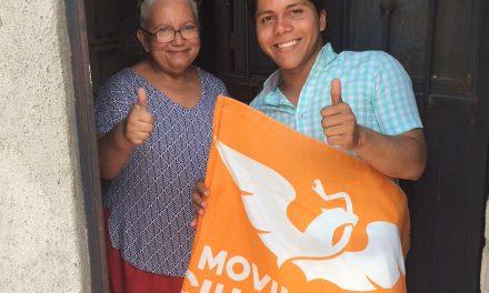 Seré el Diputado más joven y participativo; Víctor Torres López