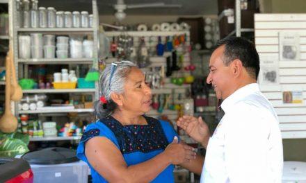 Piden a Felipe Cruz resolver problema de inseguridad y farmacodependencia en colonias