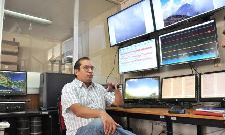 Presenta Volcán de Colima niveles  bajos de actividad: Investigador