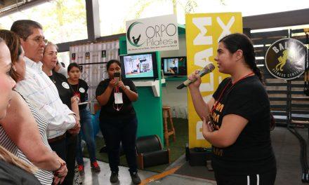 Inauguran Expo Empresas Colima 2018 dedicada a la salud y activación física