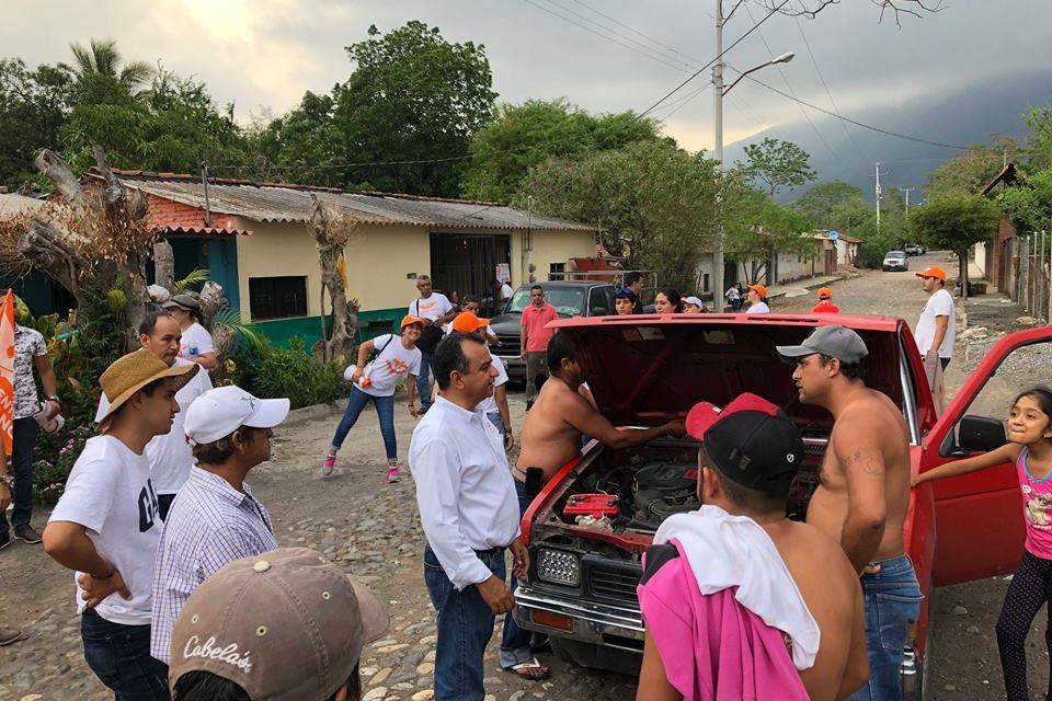 """Felipe Cruz invita a segunda audiencia ciudadana """"Mejorando Comunidad"""", este jueves 6 de diciembre"""