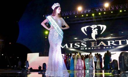Melissa Flores, de Michoacán, es la nueva Miss Earth México 2018
