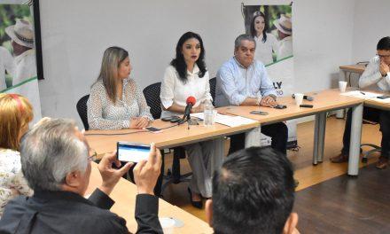 Propone Mely Romero, cuatro macro-proyectos para fortalecer la infraestructura