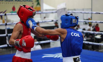 Oro y plata para colimenses en Boxeo  de la Olimpiada Nacional 2018