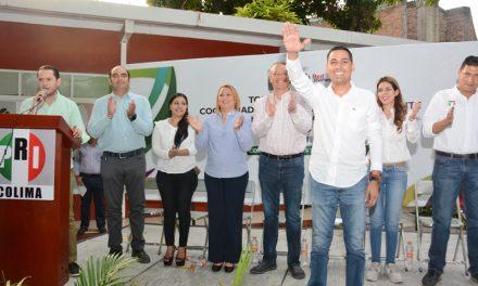 PRI, partido en el que participan más jóvenes en las candidaturas: RJxM