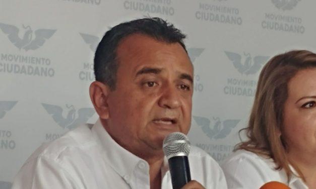 Agradece Felipe Cruz, gesto de Héctor Magaña de reconocer su ventaja rumbo a la alcaldía