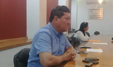 Luis Ladino y Lety Zepeda, presentan queja ante la CNDH por agresiones en la caseta