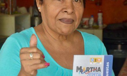 Ciudadanos podrá despedir a funcionarios que no den resultados: Martha Zepeda