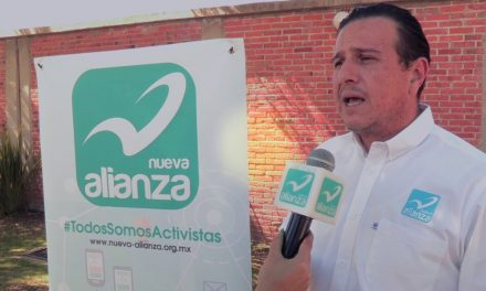 Impugnará el Partido Nueva Alianza la resolución  de la Sala Regional Toluca del TEPJF
