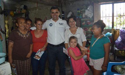 Deficiente la seguridad en la capital del estado, afirma el candidato Riult Rivera