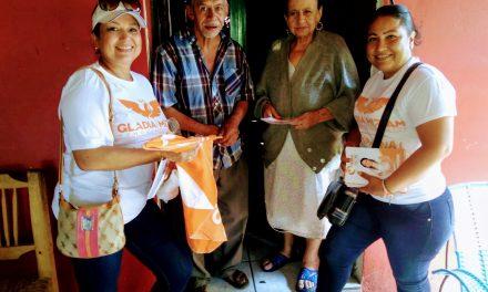 Este sábado 23 el primer cierre de campaña de Gladia Mendoza, en Suchitlán