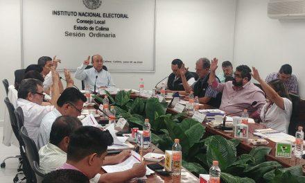 Habrá 110 observadores electorales en la jornada del próximo domingo: INE