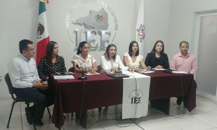 El Instituto Electoral se declara preparado para el proceso electoral del domingo