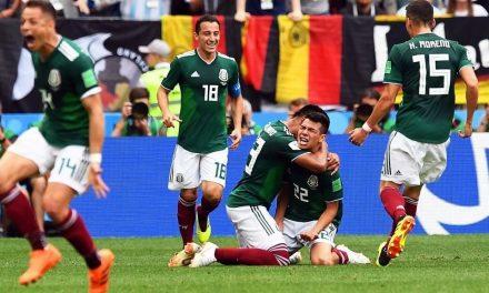 ¡México hace historia!, derrota al campeón Alemania en el Mundial de Rusia