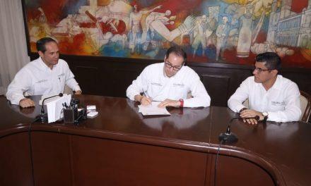 Nombra gobernador a los nuevos titulares de la Consejería Jurídico y Presidente de Participación Social